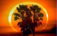მზის დაბნელება
